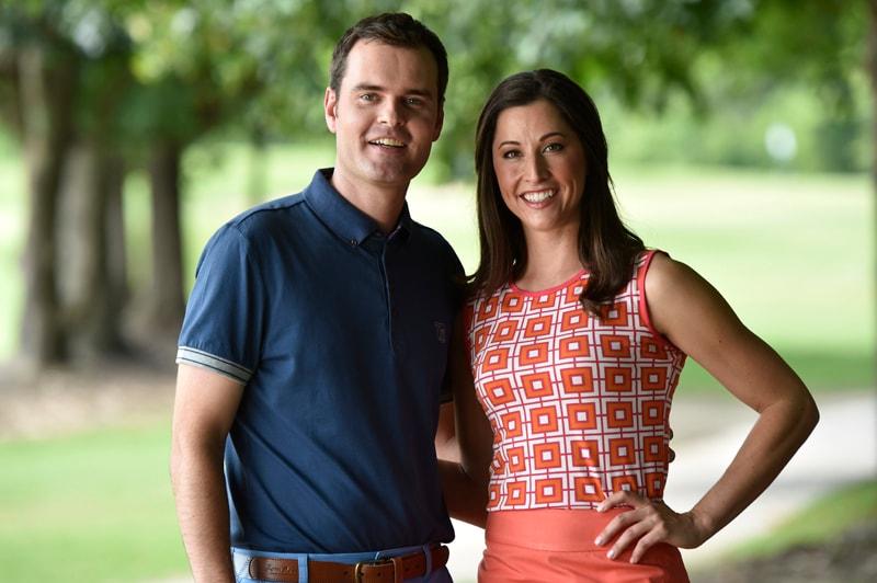 Tom Abbott & Paige Mackenzie
