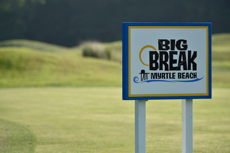 Big Break Myrtle Beach Scenery