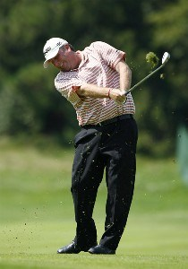 Mark Calcavecchia during the first round of the Canadian Open held at Hamilton Golf and Country Club in Ancaster, Ontario, Canada, on September 7, 2006.Photo by: Stan Badz/PGA TOUR