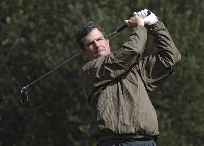 Bruce Lietzke in action during the second round of the 2006 AT&T Classic on Saturday, March 11, 2006 at  Valencia Country Club in Valencia, CaliforniaPhoto by Marc Feldman/WireImage.com