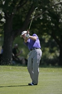 Steve Elkington during the second round of the Buick Open held at Warwick Hills Golf & Country Club in Grand Blanc, Michigan, on June 29, 2007. Photo by: Chris Condon/PGA TOURPhoto by: Chris Condon/PGA TOUR
