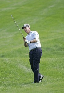 Bruce Fleisher during the first round of the 3M Championship held at TPC Twin Cities in Blaine, Minnesota, on August 4, 2006.Photo by: Chris Condon/PGA TOUR