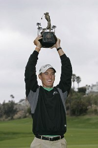 Charles Howell III wins the Nissan Open held at Riviera Country Club in Pacific Palisades, California, on February 18, 2007. Photo by: Chris Condon/PGA TOURPhoto by: Chris Condon/PGA TOUR