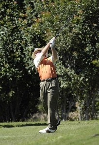 Tom Kite during the first round of the AT&T Championship at Oak Hills Country Club in San Antonio, Texas, on October 20, 2006. Champions Tour - 2006 AT&T Championship - First RoundPhoto by Steve Levin/WireImage.com