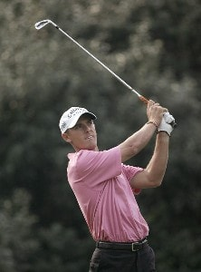 Charles Howell III during the first round of the 2007 Wachovia Championship held at Quail Hollow Country Club in Charlotte, North Carolina on May 3, 2007. PGA TOUR - 2007 Wachovia Championship - First RoundPhoto by Sam Greenwood/WireImage.com
