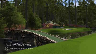 EA Sports Tiger Woods PGA TOUR 12: Augusta 12