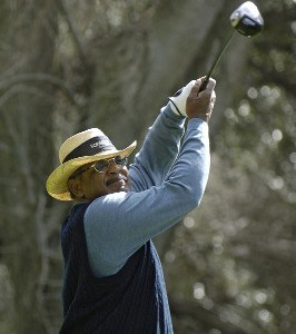 Jim Thorpe in action during the first round of the 2006 AT&T Classic on Friday, March 10, 2006 at  Valencia Country Club in Valencia, CaliforniaPhoto by Marc Feldman/WireImage.com