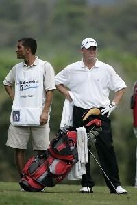 Tripp Isenhour in action during the second round of the Movistar Panama Championship, January 27,2006, held at Club de Golf de Panama, Panama City, Republica De Panama.Photo by: Stan Badz/PGA TOUR