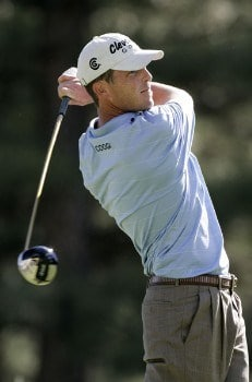 Jonathan Kaye in action during the final round at the Reno-Tahoe Open,  August 21,2005, held at Montreux GC, Reno, Nevada.Photo by Stan Badz/PGA TOUR/WireImage.com