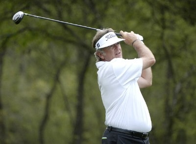 Tommy Armour III during the second round of the Shell Houston Open at the Redstone Golf Club,Tournament Course, Humble, Texas, on Friday, April 21, 2006Photo by Marc Feldman/WireImage.com