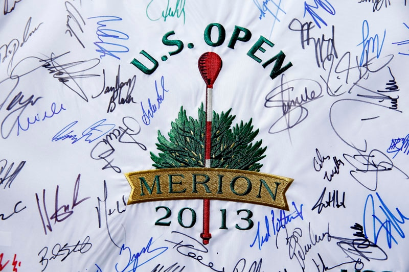 113th U.S. Open at Merion