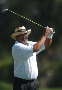 Jim Thorpe in action during the third round of the 2006 Charles Schwab Cup Championship at the Sonoma Golf Club, in Sonoma, California on October 28, 2006. Champions Tour - 2006 Charles Schwab Cup Championship - Third RoundPhoto by Steve Grayson/WireImage.com