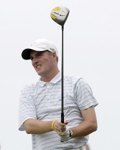Marc Warren of Scotland during the fourth and final round of the WGC-Barbados World Cup held on the Country Club Course at the Sandy Lane Resort in St. James, Barbados, on December 10, 2006. PGA TOUR - WGC - 2006 Barbados World Cup - Final RoundPhoto by Steve Levin/WireImage.com
