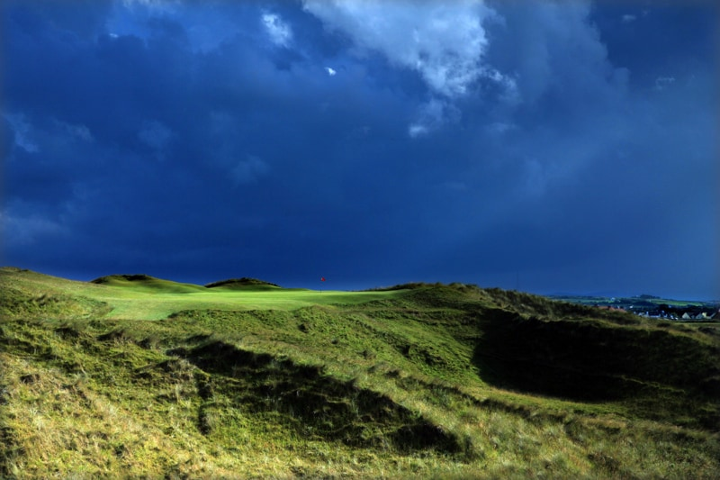 'Calamity' at Royal Portrush