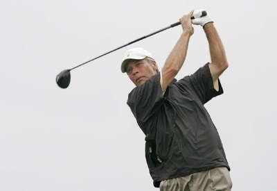 Ben Crenshaw during the first round of The Ginn Championship at Hammock Beach held on The Ocean Course at Hammock Beach in Palm Coast, Florida, on March 30, 2007. Photo by: Chris Condon/PGA TOURPhoto by: Chris Condon/PGA TOUR