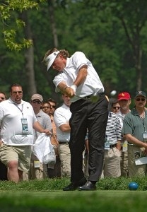 Tommy Armour III during the second round of the 2006 U.S. Open Golf Championship at Winged Foot Golf Club in Mamaroneck, New York on June 16, 2006.Photo by Marc Feldman/WireImage.com