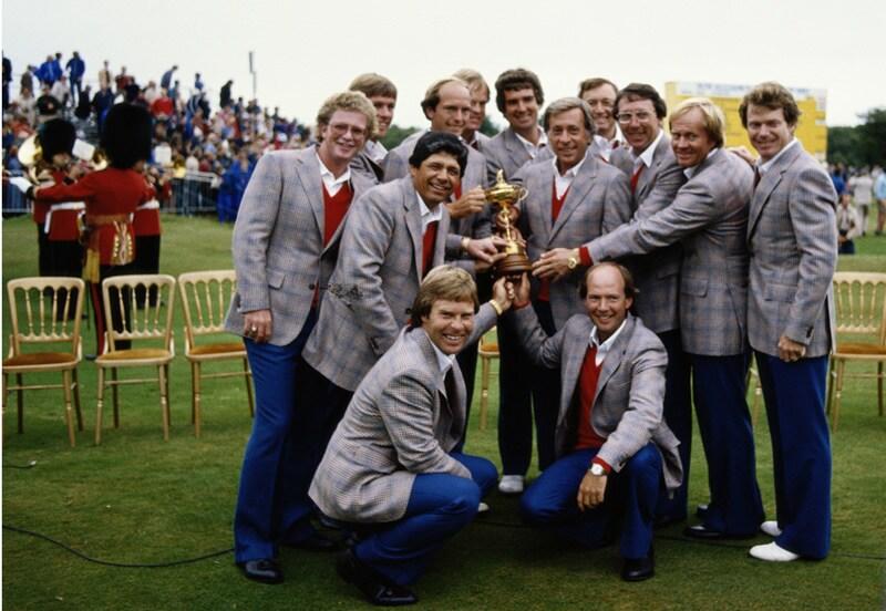 1981 Ryder Cup