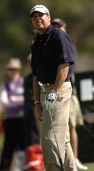 Doug Barron in action during the third round of the PGA's Tour 2005 Chrysler Classic of Tucson at the Omni Tucson National Golf Resort & Spa February 26, 2005 in Tuscon, Arizona.