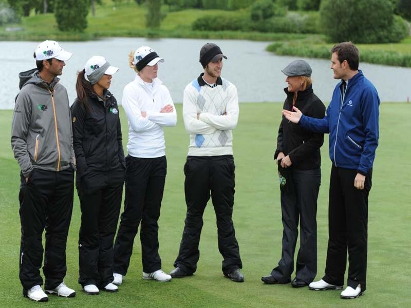 Big Break Ireland, Tom Abbott, Stephanie Sparks