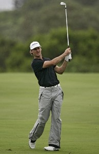 Will MacKenzie on the 4th hole during the second round of the Mercedes-Benz Championship held on the Plantation Course at Kapalua in Kapalua, Maui, Hawaii, on January 5, 2007. PGA TOUR - 2007 Mercedes-Benz Championship - Second RoundPhoto by Sam Greenwood/WireImage.com