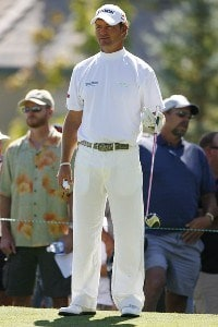 Alex Cejka during the fourth and final round of the Reno Tahoe Open held at Montreux Golf and Country Club in Reno, Nevada, on August 27, 2006.Photo by Stan Badz/PGA TOUR/WireImage.com