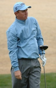 Jason Dufner during the third round of the Bob Hope Classic at The Classic Club on Friday,  January 19, 2007 in Palm Springs, California. PGA TOUR - 2007 Bob Hope Chrysler Classic - Third RoundPhoto by Marc Feldman/WireImage.com
