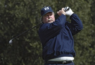 Craig Stadler in action during the second round of the 2006 AT&T Classic on Saturday, March 11, 2006 at  Valencia Country Club in Valencia, CaliforniaPhoto by Marc Feldman/WireImage.com
