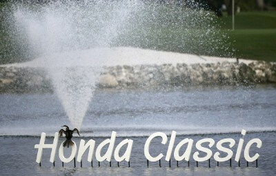 Honda signage during the final round of the Honda Classic on the Champion Course at PGA National in Palm Beach Gardens, Florida on Sunday, March 4, 2007. PGA TOUR - The 2007 Honda Classic - Final RoundPhoto by Sam Greenwood/WireImage.com