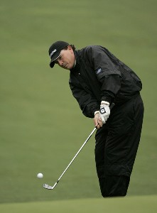 Kris Cox  during the third round of the Chrysler Classic of Greensboro at Forest Oaks Country Club in Greensboro, North Carolina on October 7, 2006. PGA TOUR - 2006 Chrysler Classic of Greensboro - Third RoundPhoto by Michael Cohen/WireImage.com