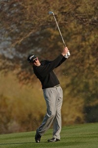 Frank Lickliter II during the first round of the FBR Open on Thursday, February 1, 2007 in Scottsdale, Arizona PGA TOUR - 2007 FBR Open - First RoundPhoto by Marc Feldman/WireImage.com