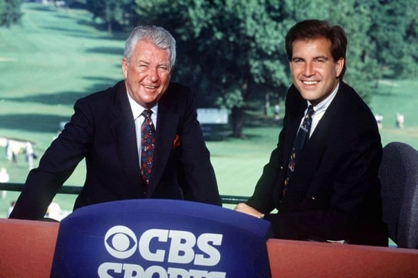 Ken Venturi and Jim Nantz