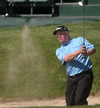 Billy Mayfair in action during the third round of the 2005 The INTERNATIONAL at Castle Pines Golf Club in Castle Rock, Colorado August 7, 2005.