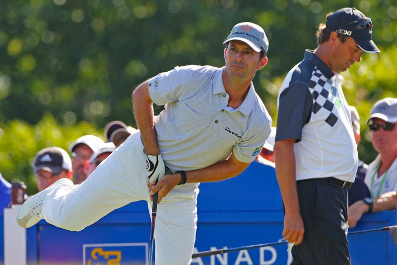 Mike Weir