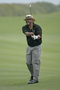 Jim Thorpe during the first round of The Ginn Championship at Hammock Beach held on The Ocean Course at Hammock Beach in Palm Coast, Florida, on March 30, 2007. Photo by: Chris Condon/PGA TOURPhoto by: Chris Condon/PGA TOUR