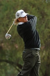 Charley Hoffman during the first round of the FBR Open on Thursday, February 1, 2007 in Scottsdale, Arizona PGA TOUR - 2007 FBR Open - First RoundPhoto by Marc Feldman/WireImage.com