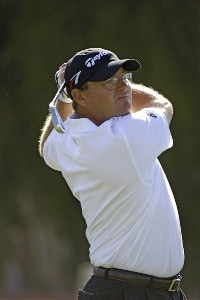 Gavin Coles in action during the first round of the 2006 Chrysler Classic of Tucson on February 23, 2006 at the Omni Tucson National Golf Resort and Spa in Tucson, ArizonaPhoto by Marc Feldman/WireImage.com