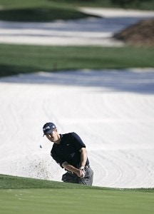 Charles Warren during a practice round for THE PLAYERS Championship held at the TPC Stadium Course in Ponte Vedra Beach, Florida on Monday, March 22, 2006.Photo by Michael Cohen/WireImage.com