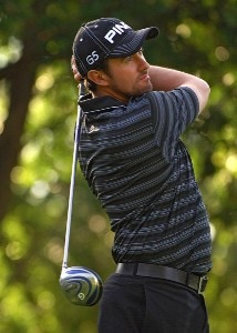 Mark Hensby during second round of the Bank of America Colonial held at the Colonial Country Club on Tuesday, May 19, 2006 in Ft. Worth, TexasPhoto by Marc Feldman/WireImage.com