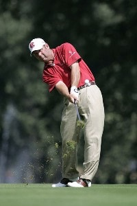 Harrison Frazar during the second round of the Buick Open at Warwick Hills Golf and Country Club in Grand Blanc, Michigan on August 4, 2006.Photo by Michael Cohen/WireImage.com