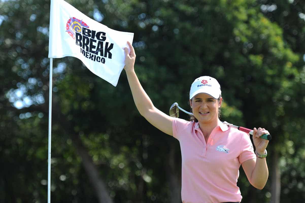 Big Break Mexico, Lorena Ochoa