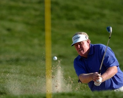 Andy Bean in action during the third round of the 2006 Charles Schwab Cup Championship at the Sonoma Golf Club, in Sonoma, California on October 28, 2006. Champions Tour - 2006 Charles Schwab Cup Championship - Third RoundPhoto by Steve Grayson/WireImage.com