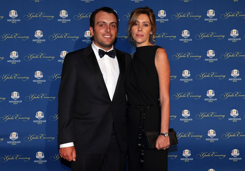 Francesco and Valentina Molinari