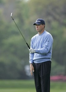 Bob Tway during the first round for THE PLAYERS Championship held at the TPC Stadium Course in Ponte Vedra Beach, Florida on March 23, 2006.Photo by Michael Cohen/WireImage.com