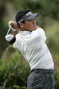 Shigeki Maruyama in action during the first round of The Honda Classic held on the Sunshine Course at Country Club at Mirasol in Palm Beach Gardens, Florida, on March 9, 2006.Photo by: Stan Badz/PGA TOUR