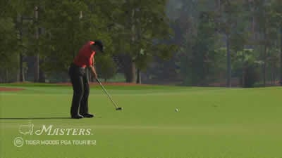 EA Sports Tiger Woods PGA TOUR 12: Augusta 18