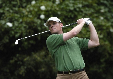 James Driscoll competes in first-round competition March 3, 2005  at the Ford Championship at Doral in Miami.