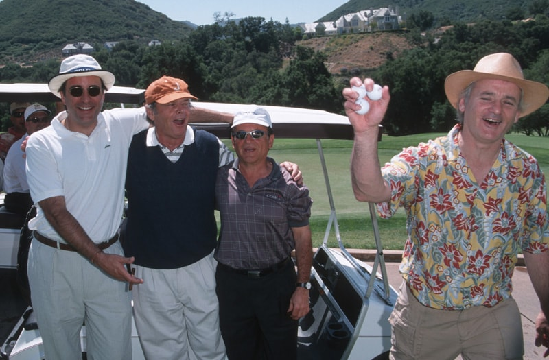 Andy Garcia, Jack Nicholson, Joe Pesci and Bill Murray