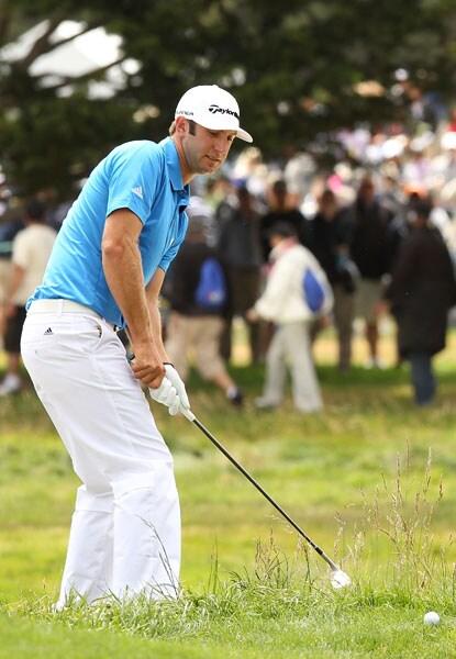 Dustin Johnson, 2010 U.S. Open