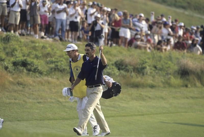 Corey Pavin, 1995 U.S. Open