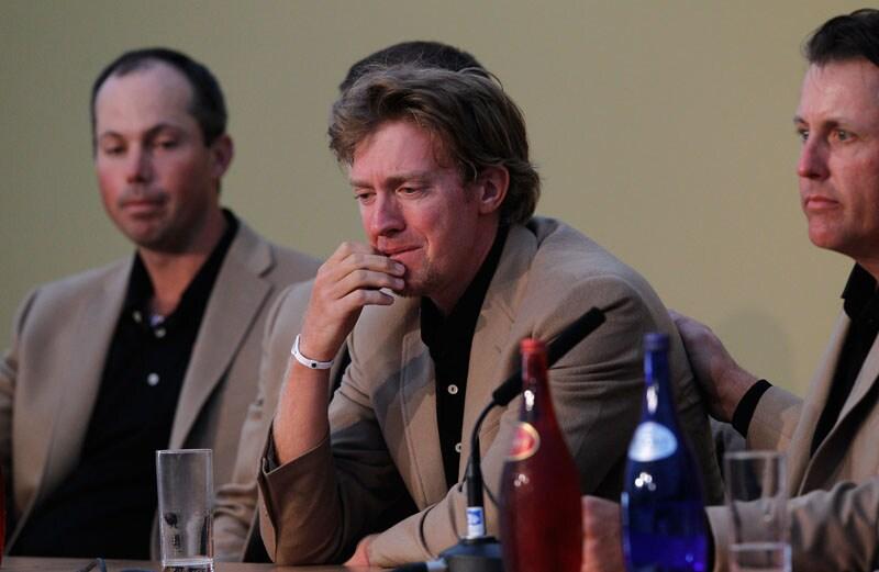Hunter Mahan, 2010 Ryder Cup